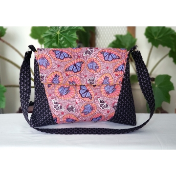Painter's Butterfly Mariah Tote